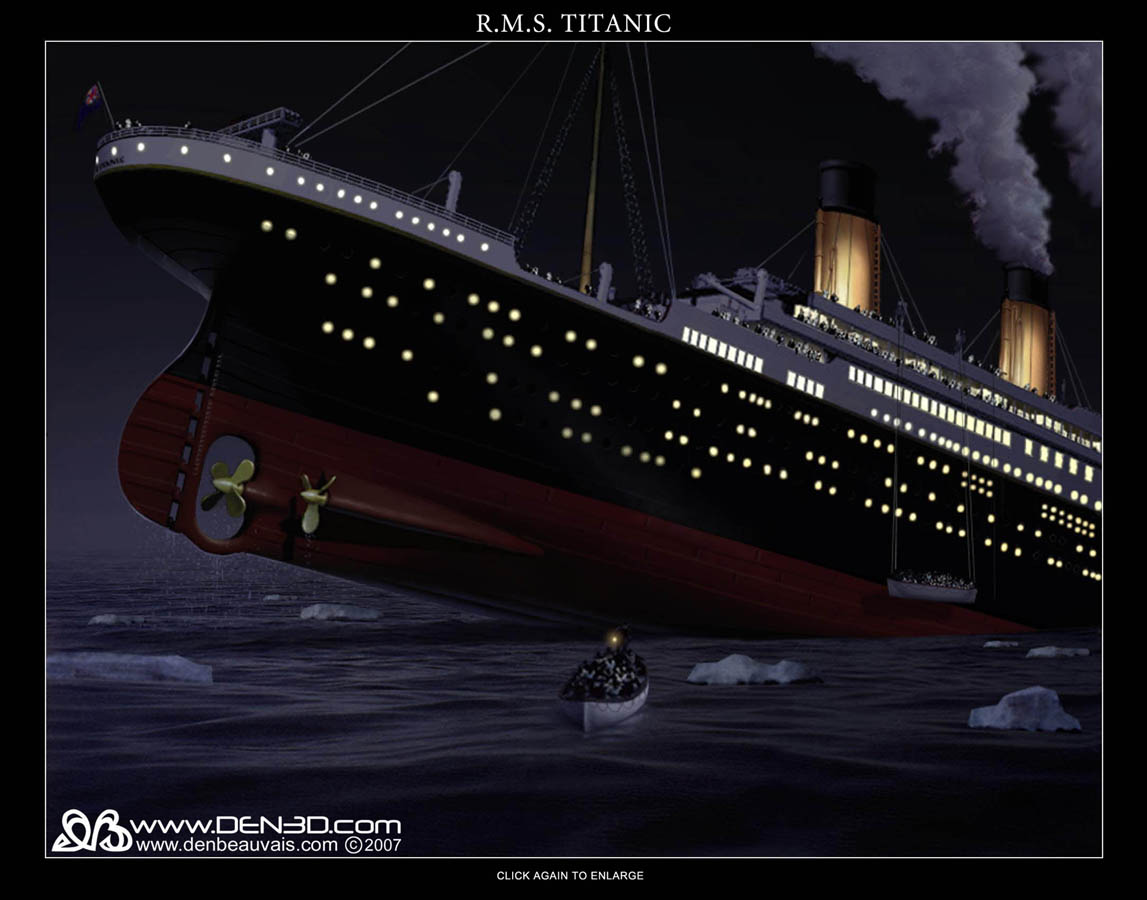 Titanic Sinking Conspiracy The Titanic Conspiracy The
